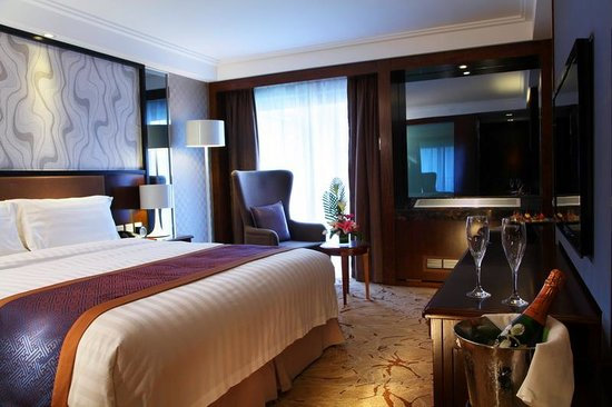 Beijing Jianguo Hotel: Business suite