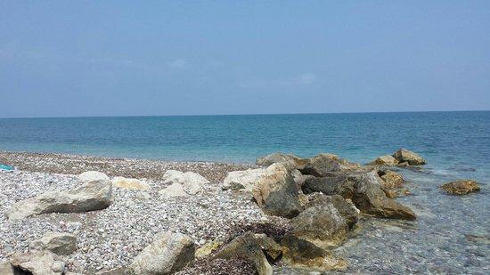 Happy Days Hotel: Theologos beach