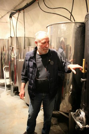 Art Space : Хозяин винодельни рассказывает о том, как производит уникальное вино Винсанто