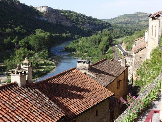 La Terrasse de Peyre: A view from the terrace