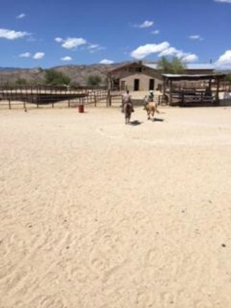 Tanque Verde Ranch: Lessons