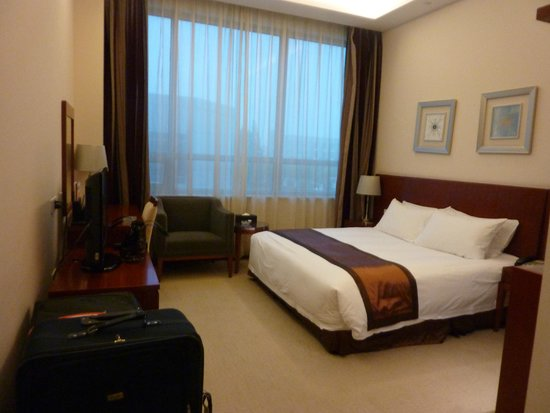 Shanghai Southern Airlines Pearl Hotel: Big spacious room