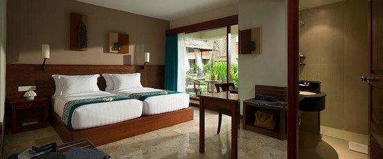 White Rose Kuta Resort, Villas & Spa: Deluxe Room