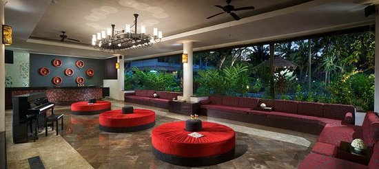 White Rose Kuta Resort, Villas & Spa: Tulip Lounge
