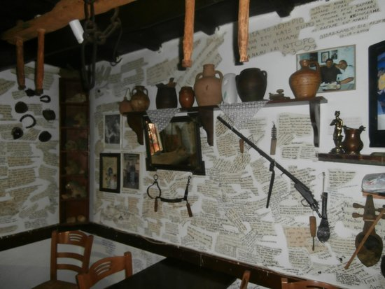 Sarakas Tavern: More decoration.
