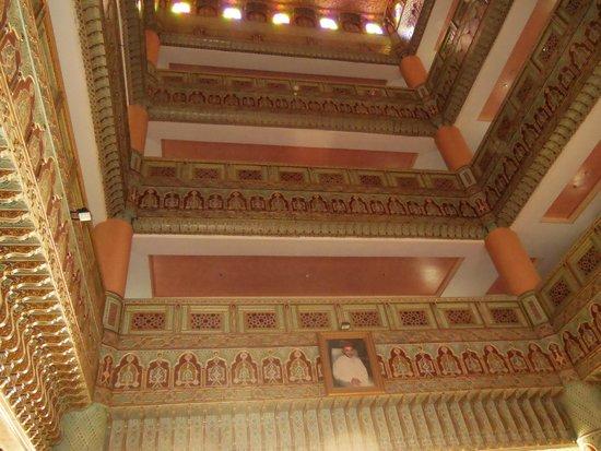 Royal Mirage Deluxe Marrakech: la decoration des etages