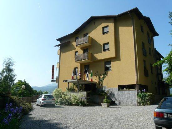 Hotel Belvedere : Entreekant hotel