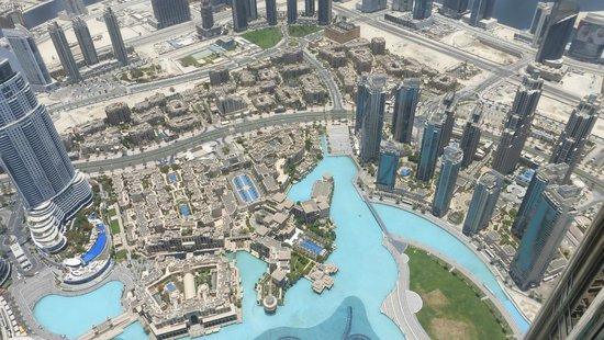 Burj Khalifa: Vista