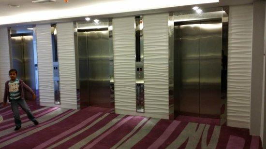 Silka Cheras Kuala Lumpur: Lift Lobby