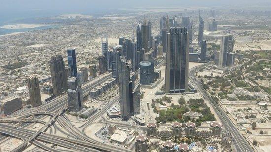 Burj Khalifa: Panorama