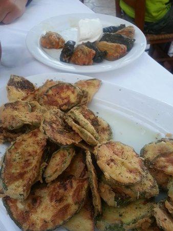 Restaurant Drosia: antipasto
