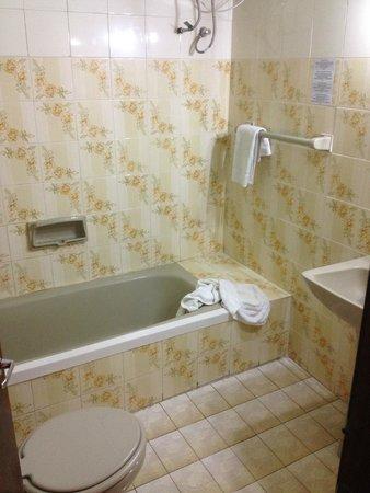 salle de bain vintage - Picture of Seabreeze Hotel ...