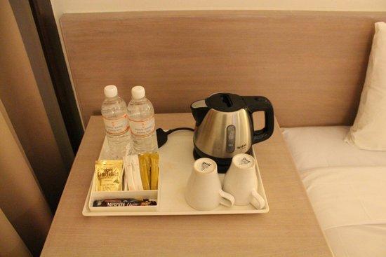 Sama-Sama Express KL International Airport: Coffee/Tea Service