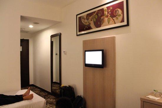 Sama-Sama Express KL International Airport: Room