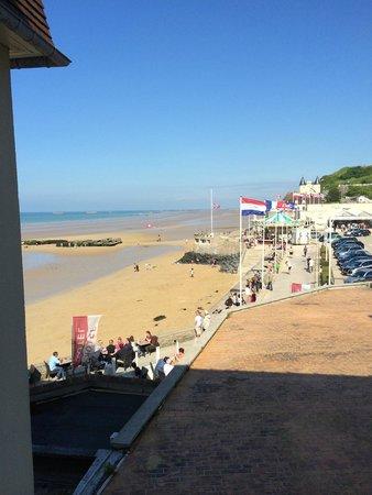 Hotel de la Marine: View from window