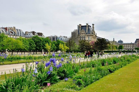 3 days in paris travel guide on tripadvisor - Jardin des tuileries restaurant ...