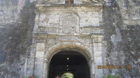 Fort San Pedro: 入口です