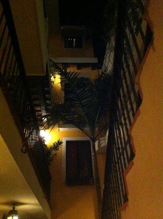 Casa Naemie : patio