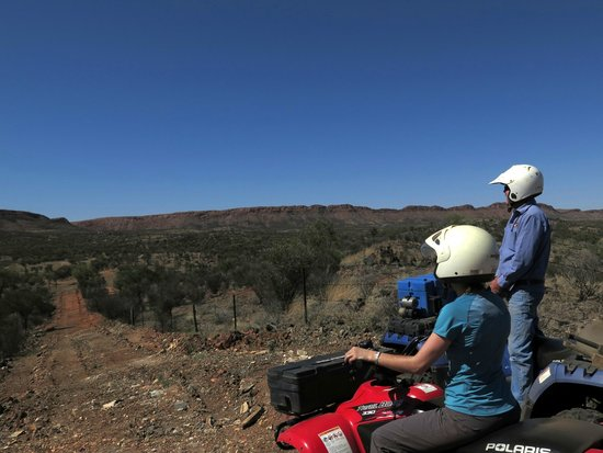 Outback Quad Adventures Day Tours: The amazing views
