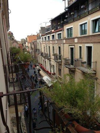Hotel Residence Circe: вид из номера