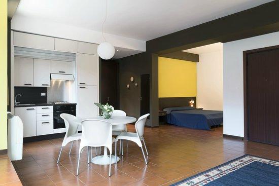 Residence San Martino: Monovano superior