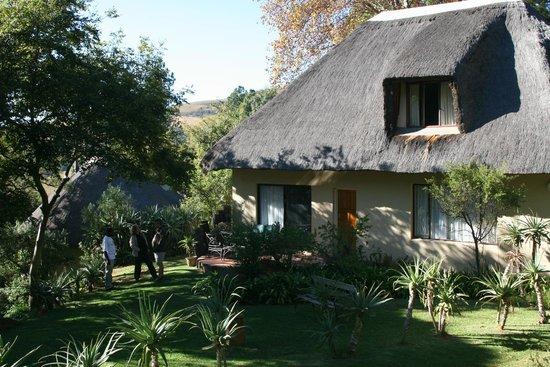 Cavern Drakensberg Resort & Spa: Huisje 203