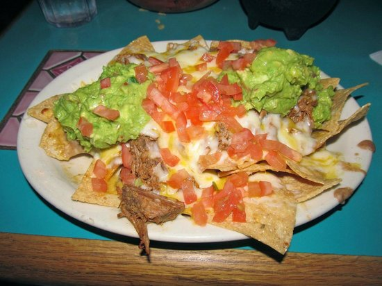 Celia's Mexican Restaurant: Beef nachos were very good