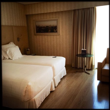 Barcelo Sevilla Renacimiento : Doppelzimmer