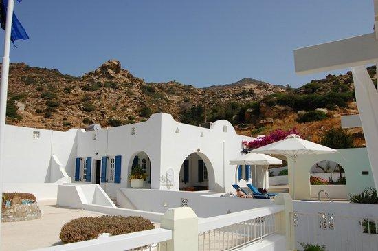 Photo of Marcos Beach Hotel Milopotas