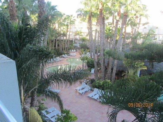 Maspalomas Princess Hotel: view from balcony