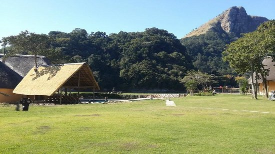 iNtaba River Lodge: Lodge
