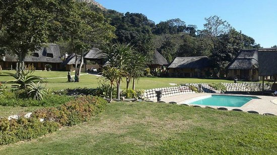 iNtaba River Lodge: Logde