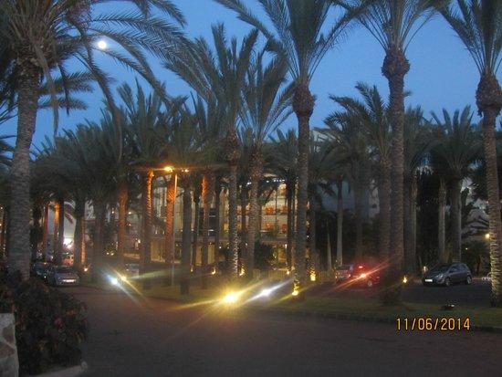 Maspalomas Princess Hotel: Hotel front