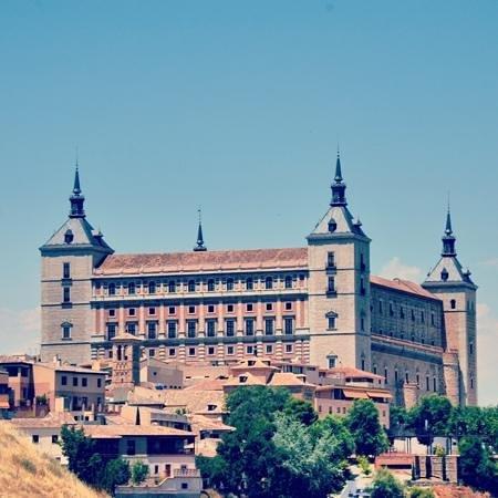 Alcazar - Biblioteca de Castilla-La Mancha: Алькасар