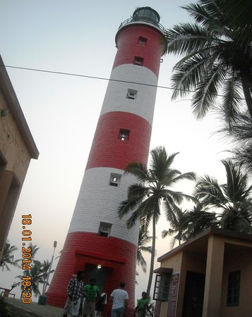 Vizhinjam Lighthouse: View of Light House