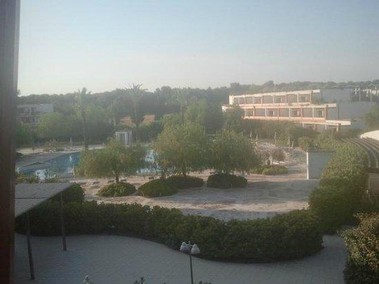Calane Hotel Village: vista dalla mia ex camera