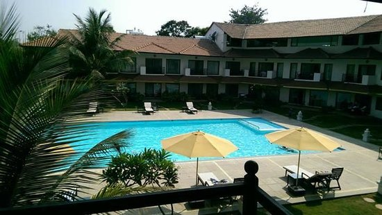 U Tropicana Alibaug: View from the room
