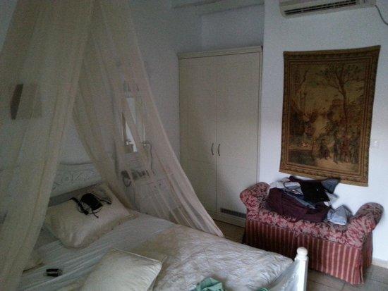 Levantes - Ios Boutique Hotel: poor design