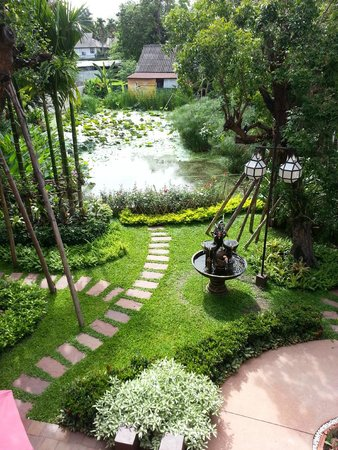 Viang Thapae Resort: View from Room