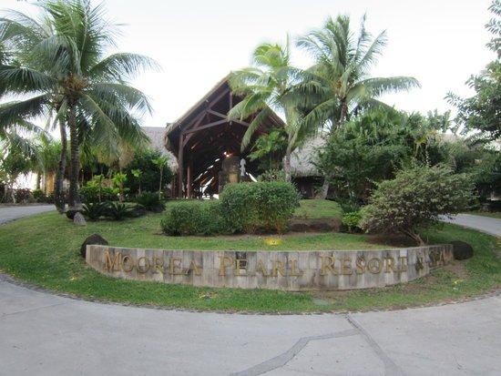 Manava Beach Resort & Spa - Moorea : Hotel