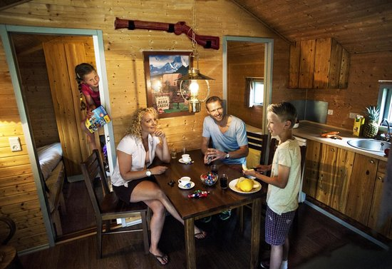 LEGOLAND Holiday Village: Western hytte