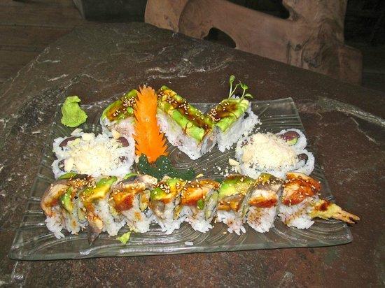 Sushi Main Street: Great rolls