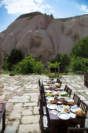 Kelebek Special Cave Hotel: The Organic Breakfast