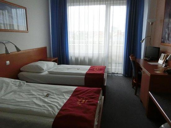 Avanti Hotel: 客室