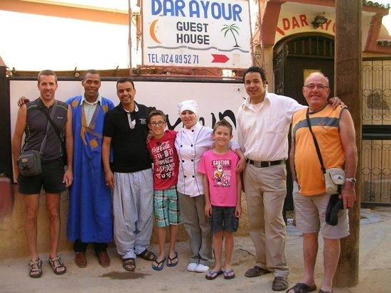 Dar Ayour : Merci à tous !!