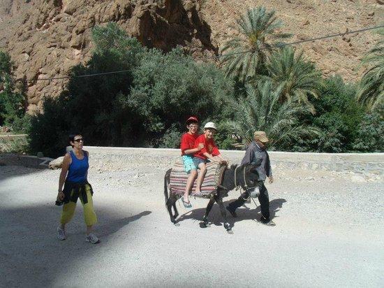 Dar Ayour : Et hop ! c'est parti pour une balade en 4X4 berbère !