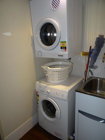 Exmouth Escape Resort : laundry