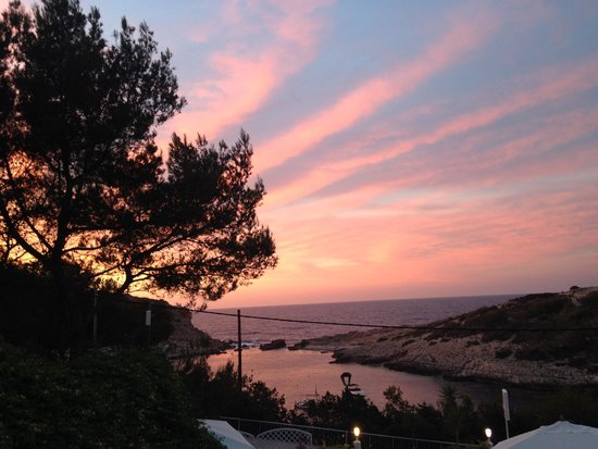 Apartamentos Nort: The wonderful sunset