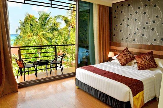 super deluxe room picture of arena beach hotel maafushi island rh tripadvisor ca
