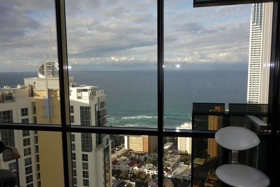Mantra Circle on Cavill: ocean view
